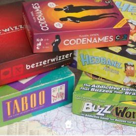 Board Games for Road Trips