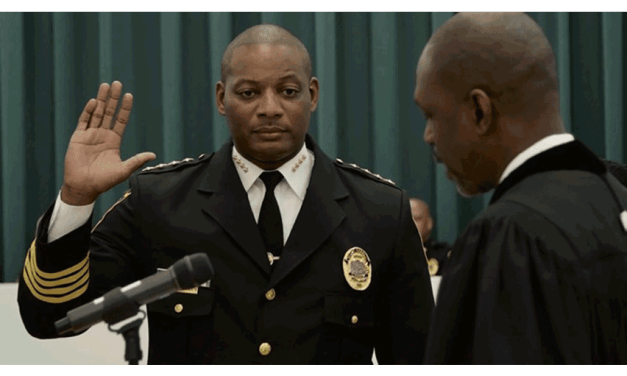 Miami Gardens Police Chief Antonio Brooklen