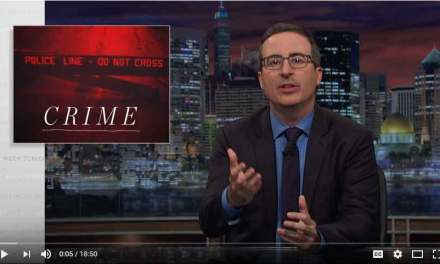 John Oliver Explains Junk Science that U.S. Courts Use