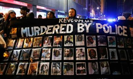 Fatal police shootings of unarmed people decline