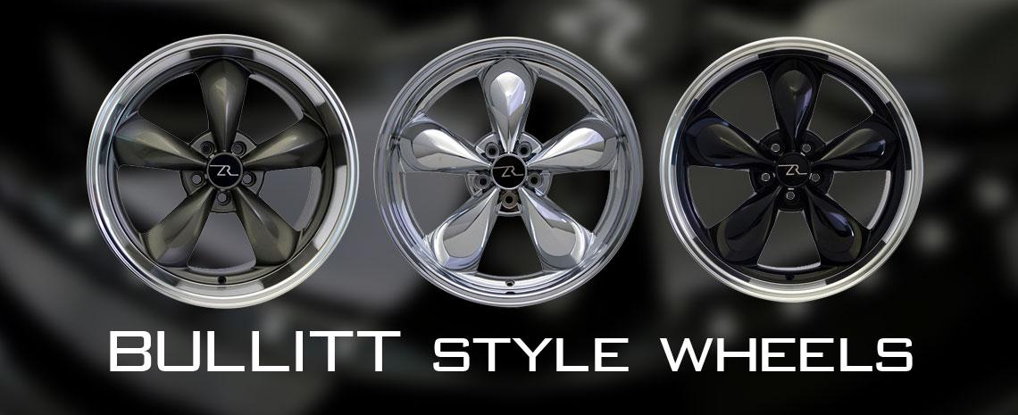 20 Inch Bullitt Wheels American Renegade