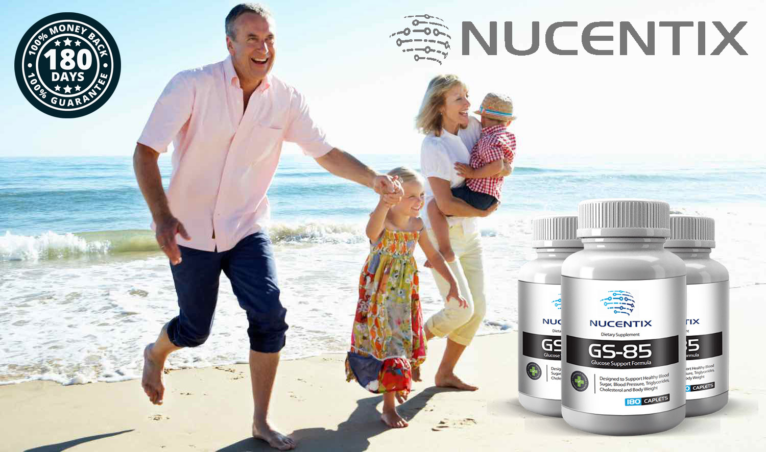 Nucentix GS-85 US Glucose Support Formula Review 2021: Is it Suitable for  Blood Sugar Support? | The American Reporter