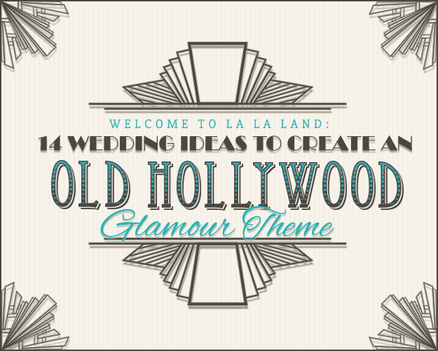 Old Hollywood Glamour Theme
