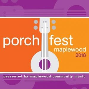 Maplewood Porchfest 2018