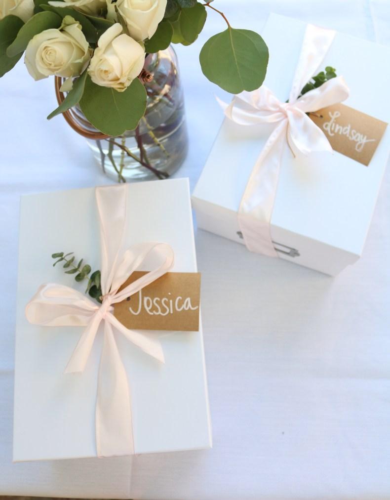bridesmaids proposal boxes ana hernandez. Black Bedroom Furniture Sets. Home Design Ideas