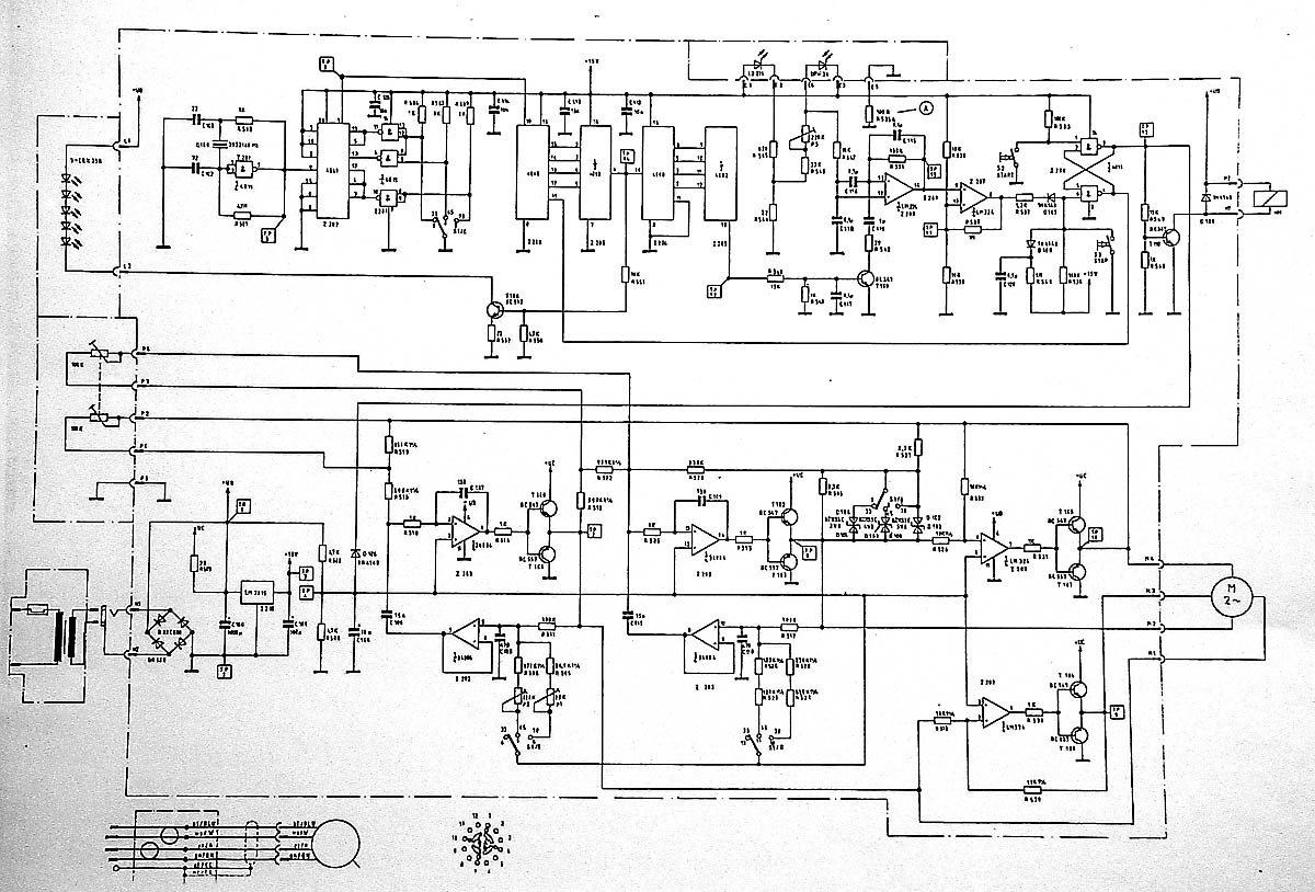 Phono Pre Amp Amp Dac Schematic Diagram And Turntable