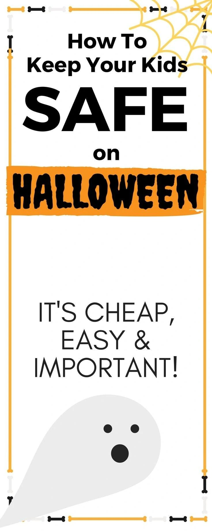 Must read Halloween safety tips for your kids! #halloween #halloweensafety #safetytips #halloweensafetytipsforkids