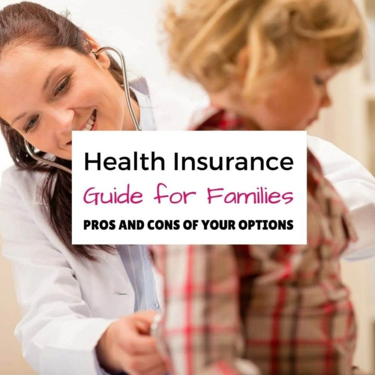 pros and cons of health insurance plans