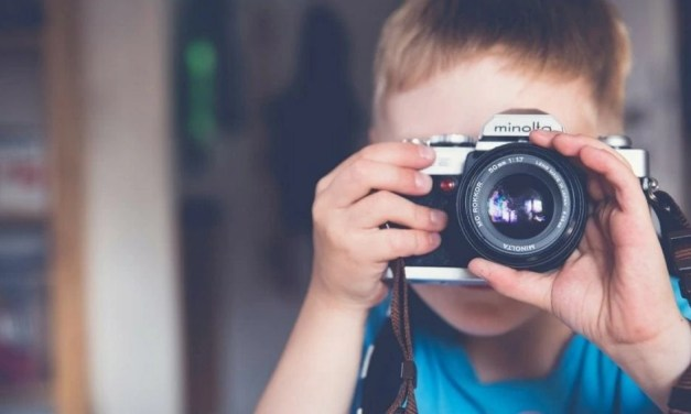 Teaching Your Kids the Art of Photography (When You're Not a Photographer)