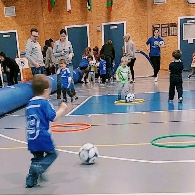 soccer class for toddlers