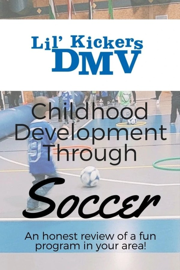 A review about the BEST soccer program for kids that helps them learn attention skills, listening skills, teamwork, coordination, confidence AND soccer!