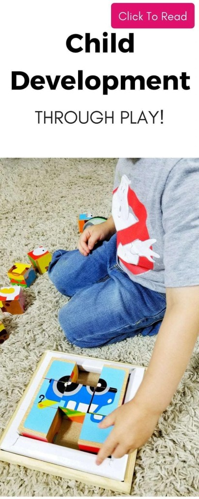 Looking for a fun way to develop your child's thinking and problem solving skills through play? How about a way to occupy your kids without a tablet or TV? You can do both at once! Read how...