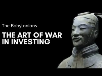 The art of war in investing
