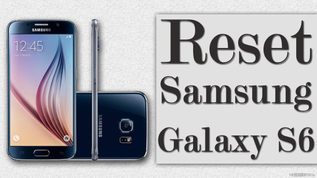 How To Reset Samsung Galaxy S25