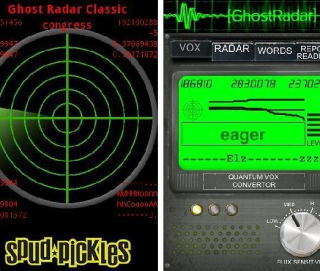 Aplikasi Pendeteksi Mahluk Astral Tidak Kasat Mata