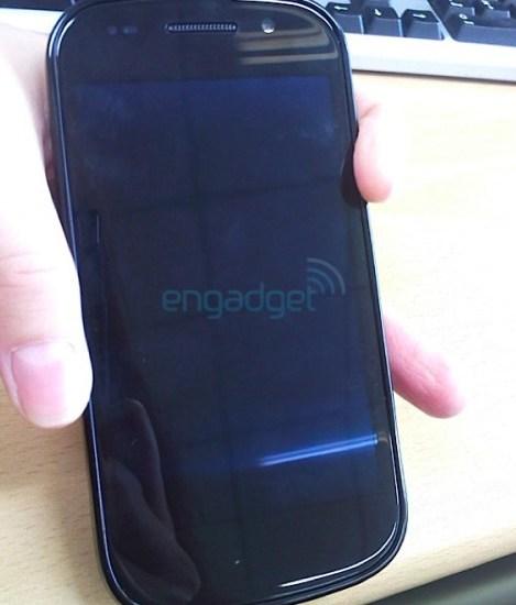 Google Nexus S Android Phone
