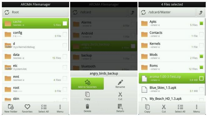 Aroma File Manager-1
