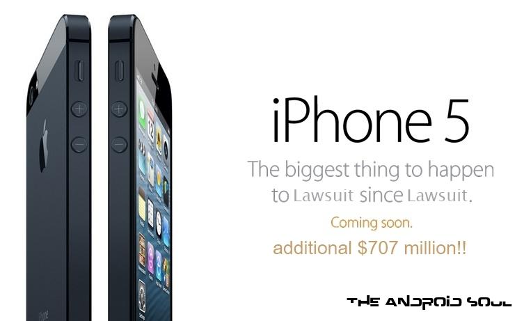 Apple Samsung Lawsuit goes on