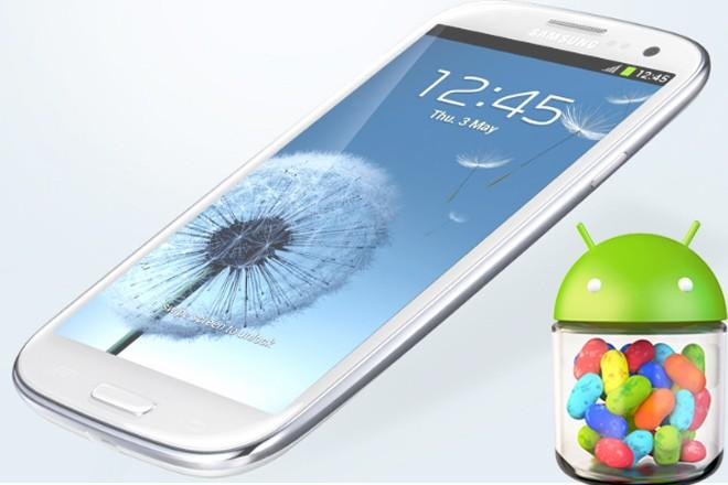 Sprint Galaxy S3 Jelly Bean Update