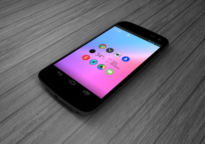 Tondo Icon Pack for Android
