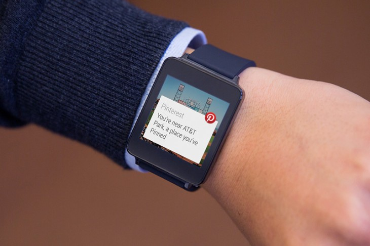 android wear pinterest
