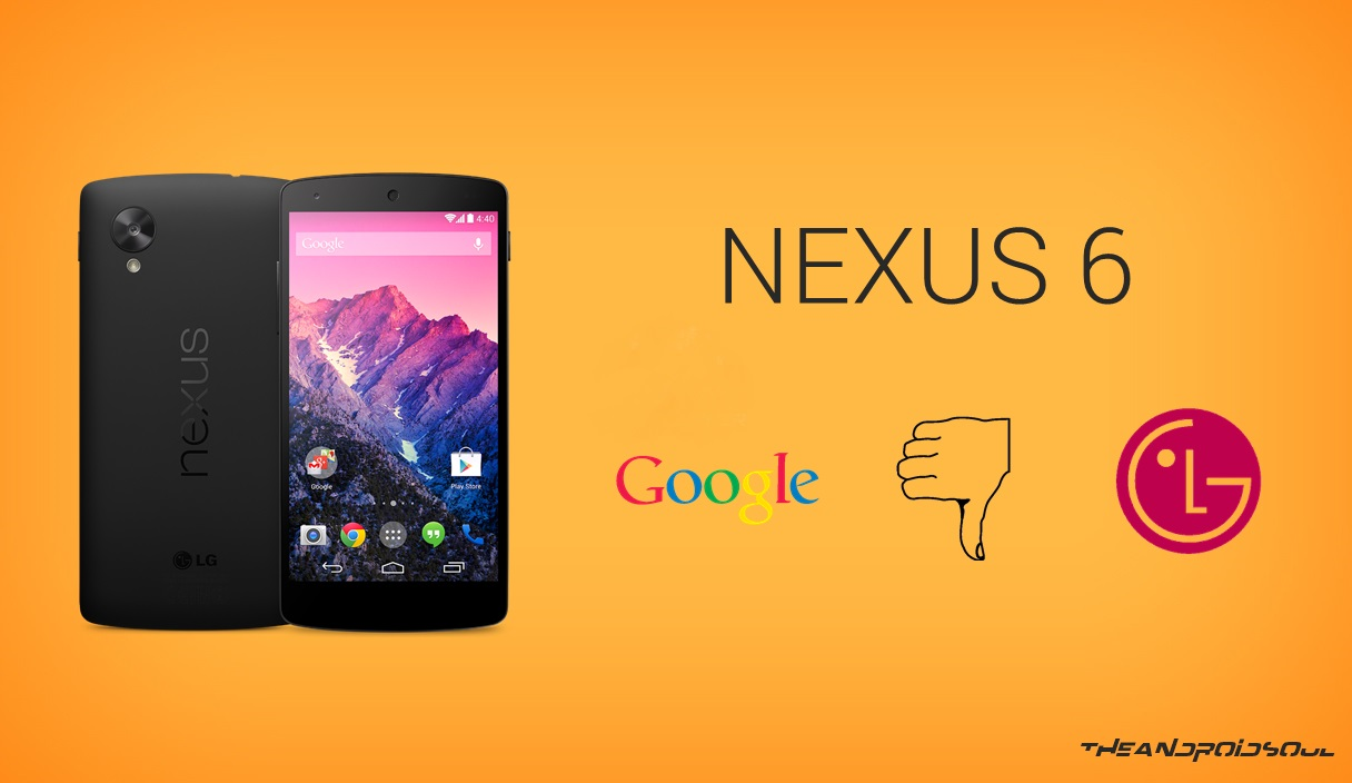 NExus 6 phone manufacture
