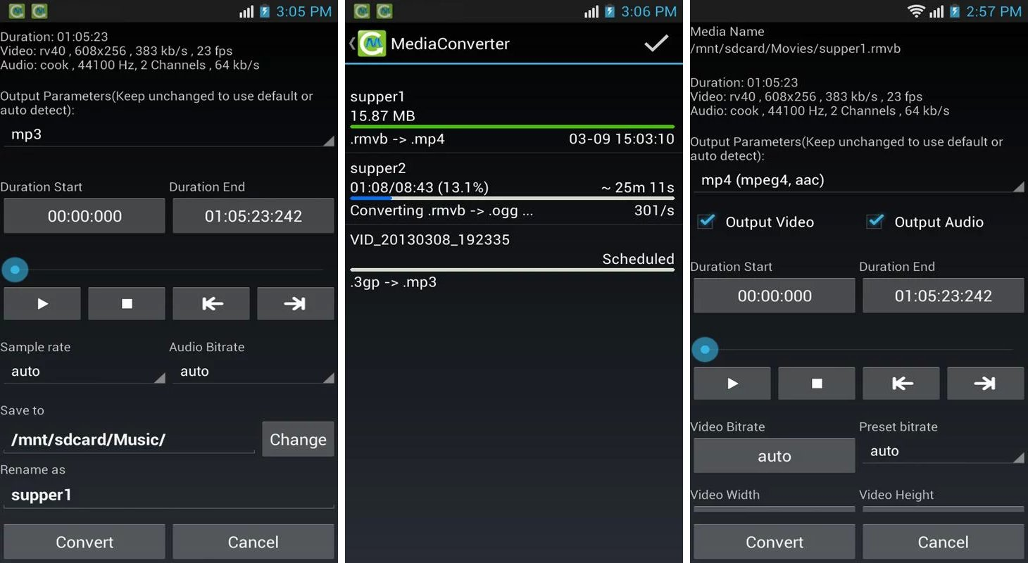 How To Convert Video To Audio Mp3 On Android