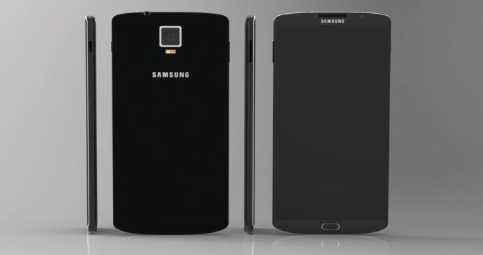 Samsung Galaxy S6 Concept Images