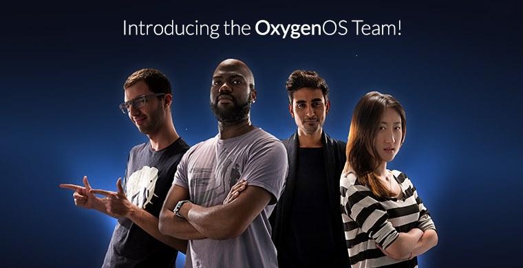 Oxygen OS Team