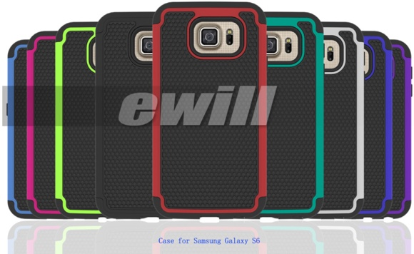 Samsung Galaxy S6 rugged case leak