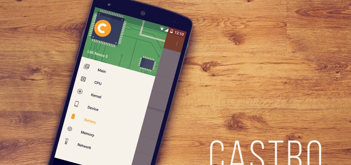 Castro Android App