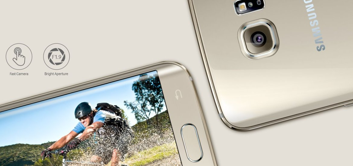 Galaxy S6 edge Features - Camera