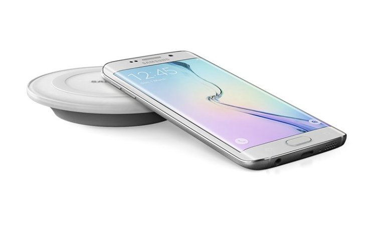 Galaxy S6 edge Features - Wireless Charging