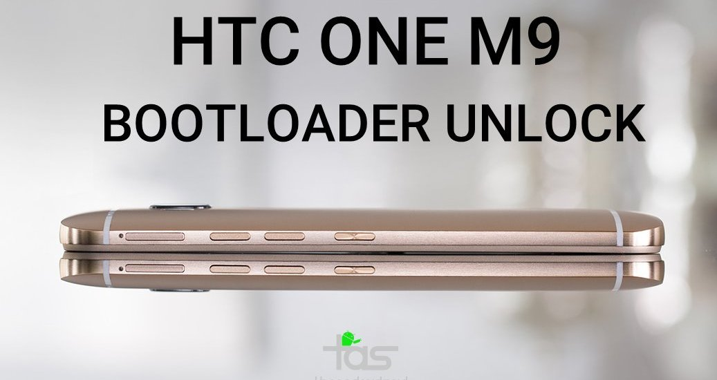 HTC One M9 Bootloader Unlock