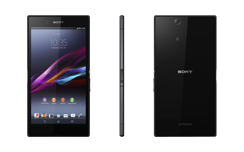 Sony Xperia Z Ultra Android 5.1 Update