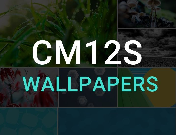 CM12S Wallpapers