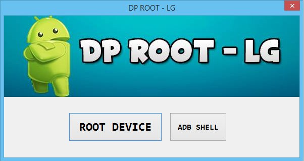 One Click Root LG G3 G2