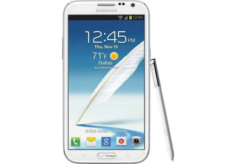 Verizon Galaxy Note 2 Android 5.1 Update