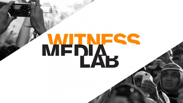 youtube witness media lab