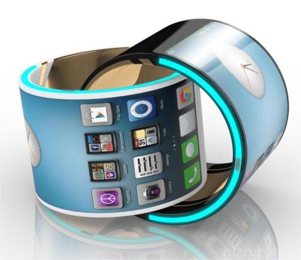 blu flexible smartphone