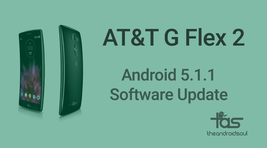 AT&T G Flex 2 Update