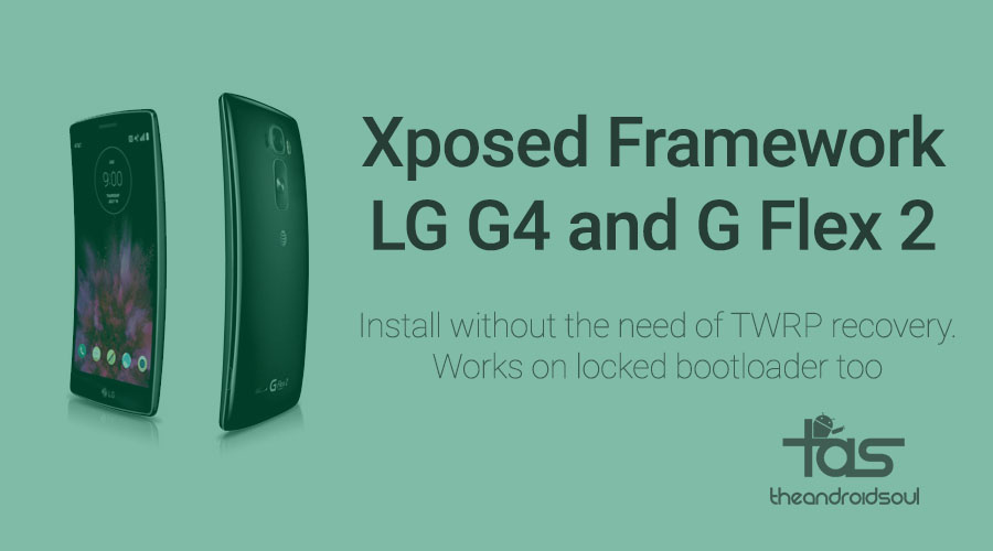Xposed Framework G4 G Flex 2