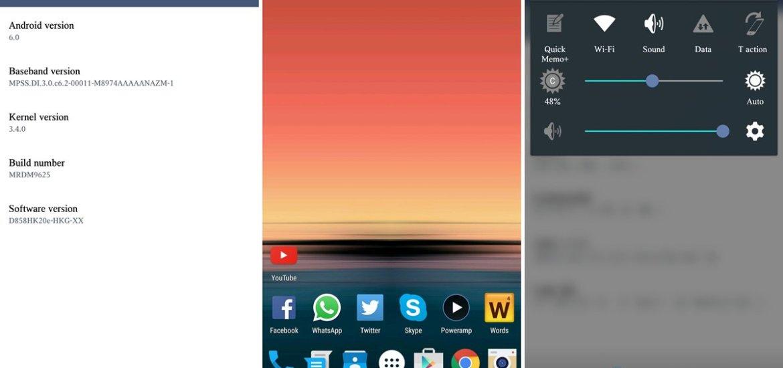 LG G3 Marshmallow ROM