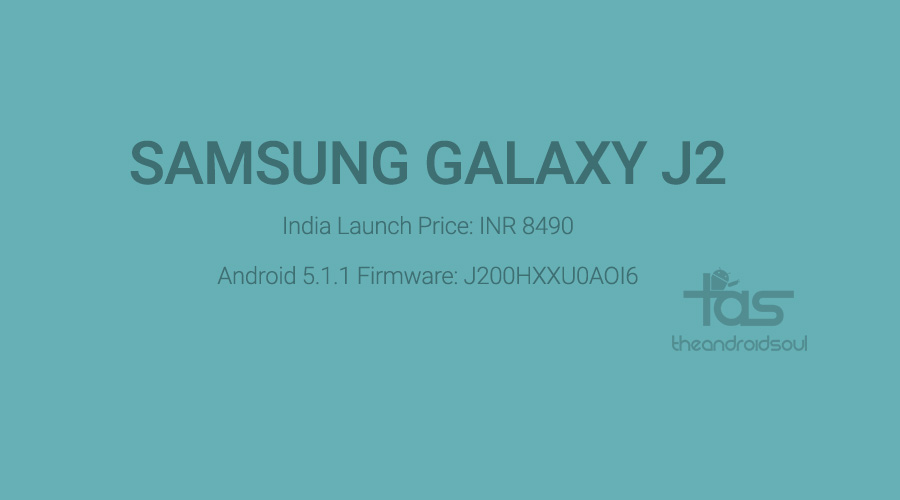 galaxy j2 price and firmware