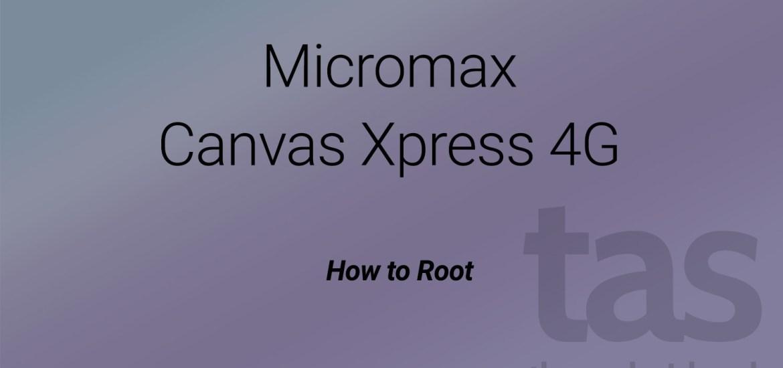 xpress 4g root