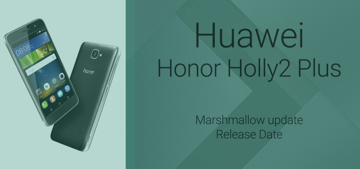 Holly2 Plus Android 6.0 update release
