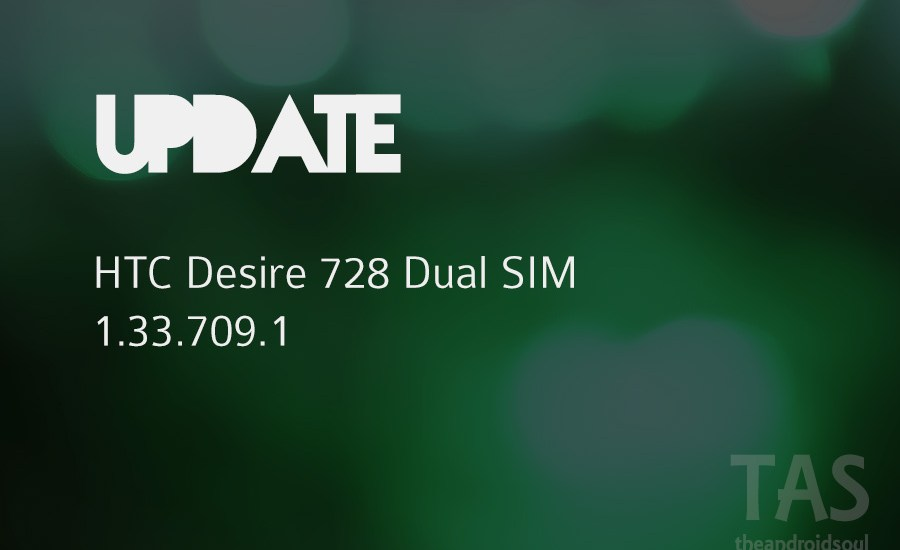 desire 728 android update