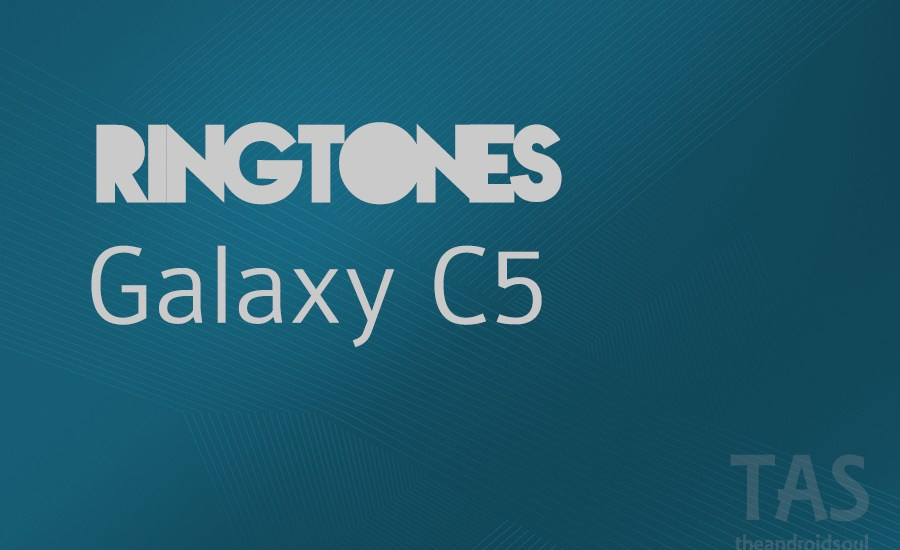 galaxy c5 ringtones