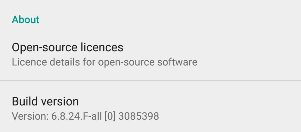 play store 6.8.24