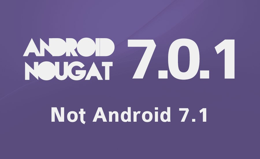 Android 7.0.1